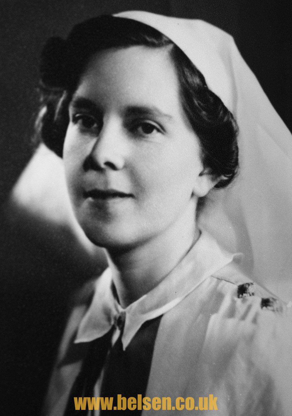 Sister Marion Murray Belsen