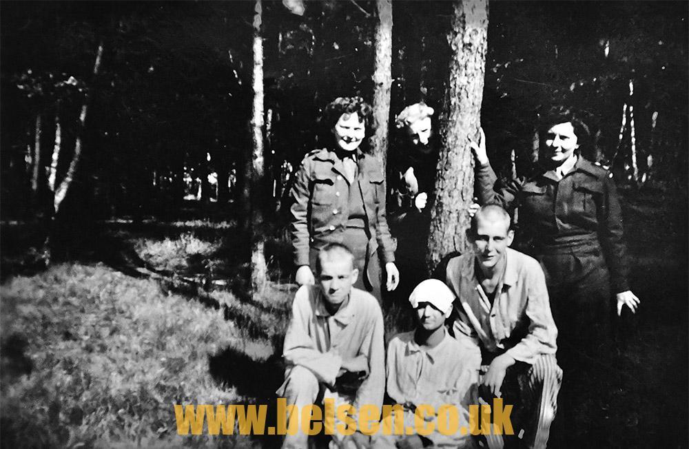 Belsen Liberation