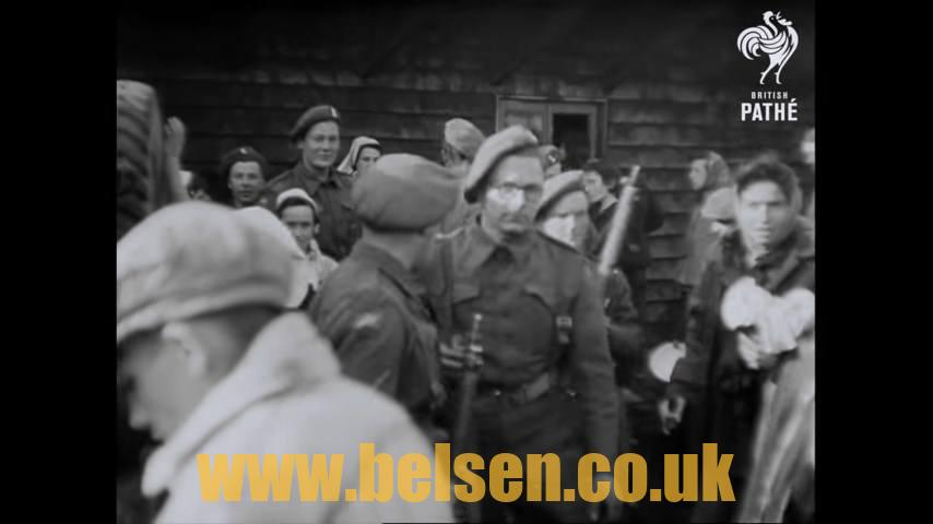 Liberation of Bergen Belsen