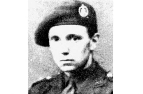 Major Brian Urquhart